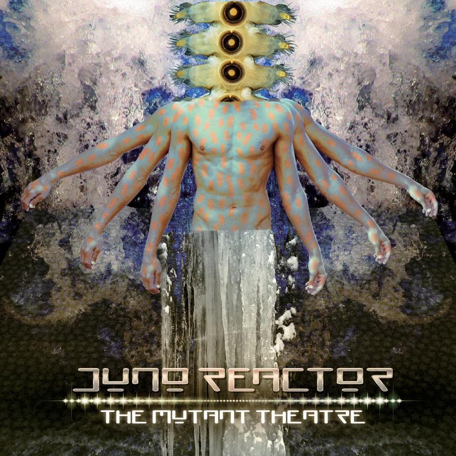 The Mutant Theatre (limited Ed  2LP) – Juno Reactor – Metropolis Records