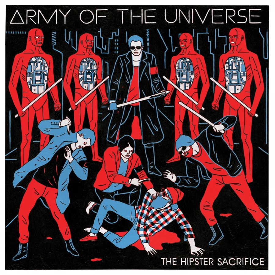Army Of The Universe Metropolis Records